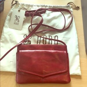 Hobo Cardinal Amber Crossbody bag